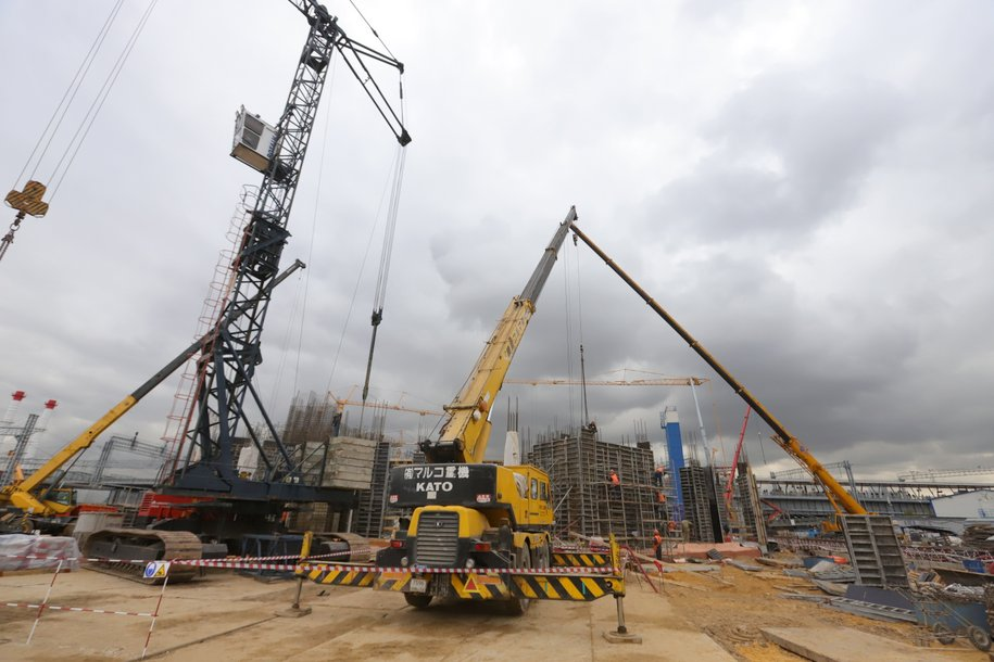Сроки строительства коронавирусного центра в Москве будут в 6-8 раз быстрее обычного