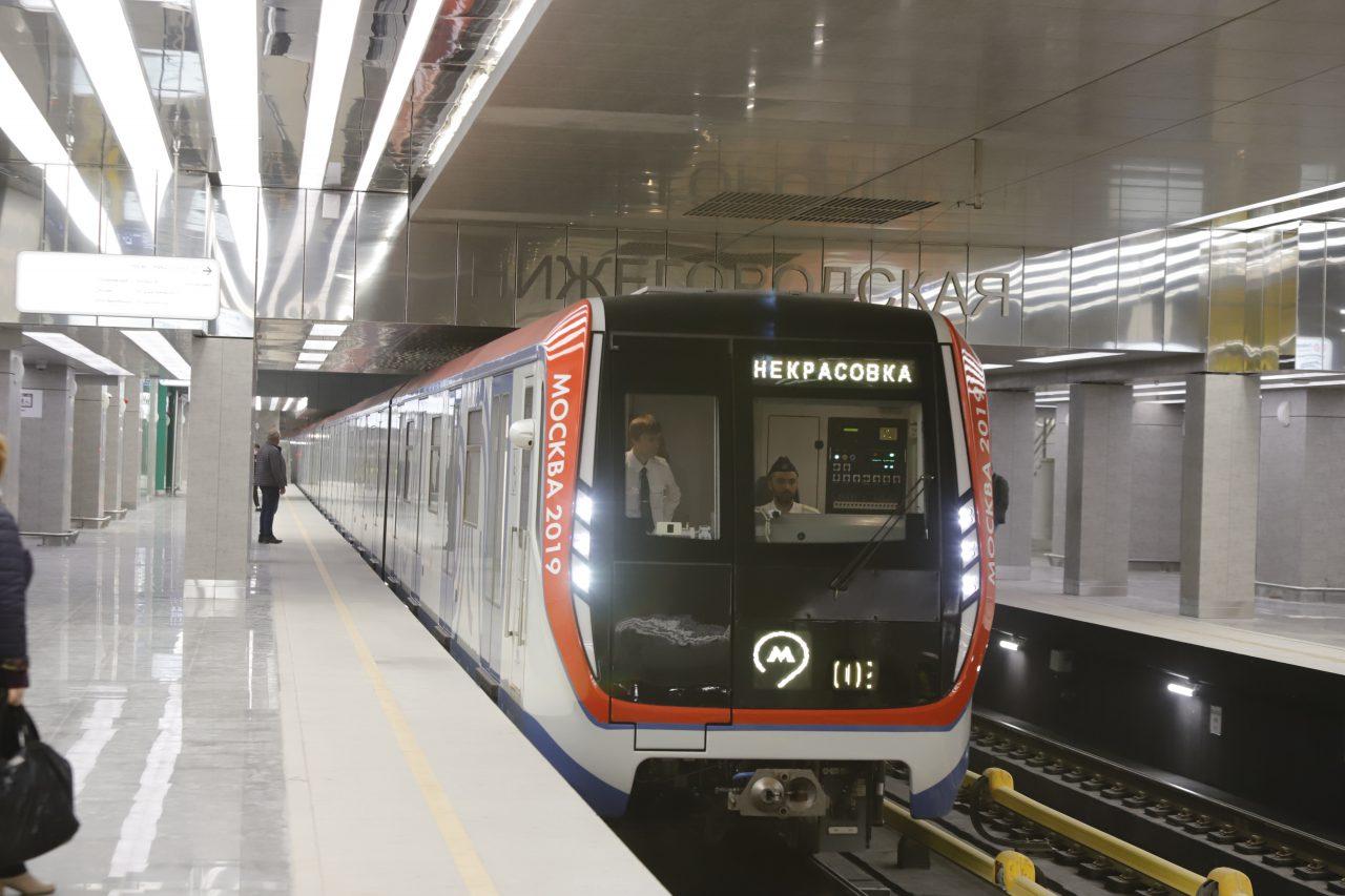 Благодаря второму участку Некрасовской линии метро пассажиры будут экономить на дороге до 30 минут в день