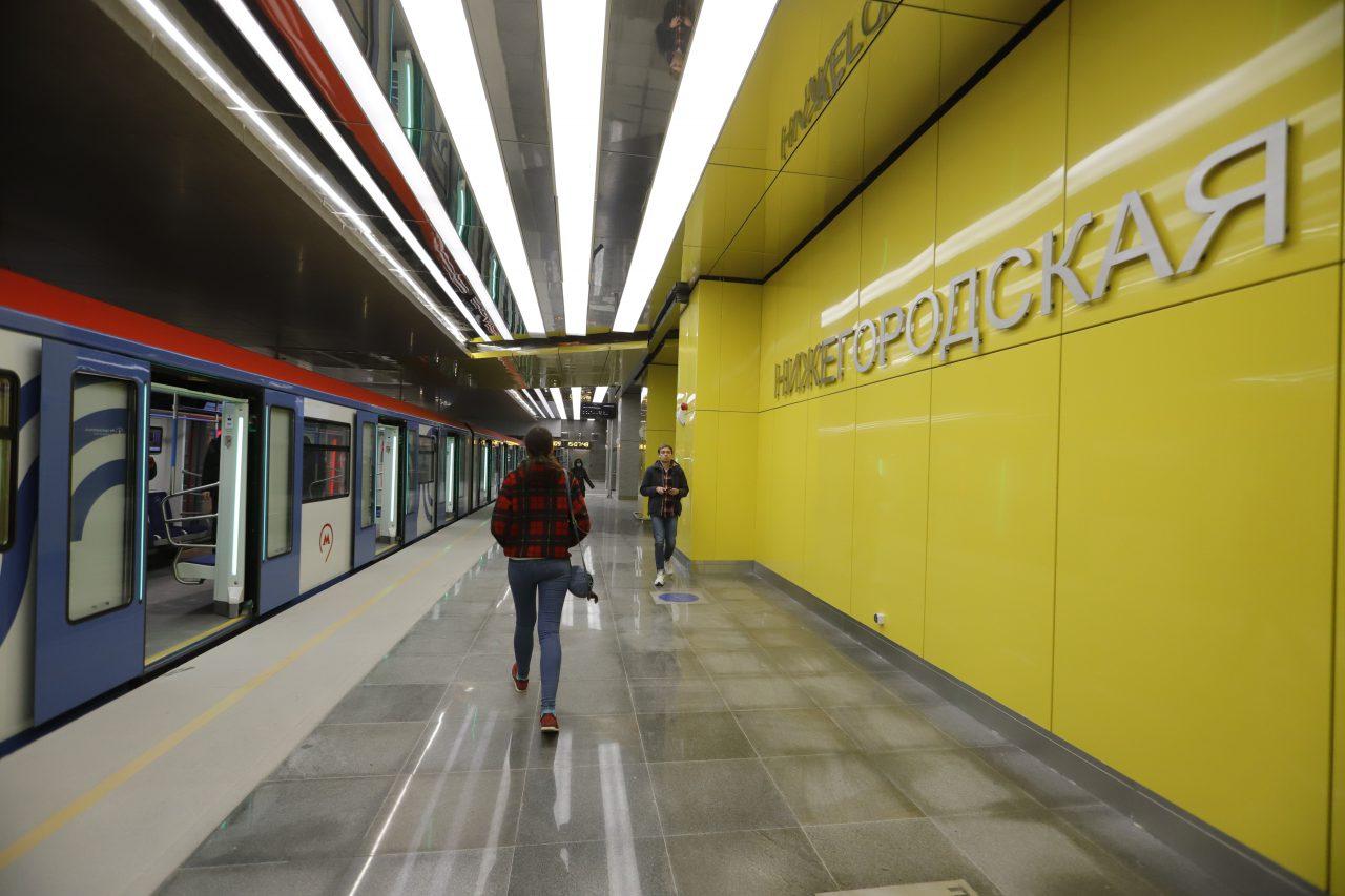 До конца года в Москве построят еще три станции метро