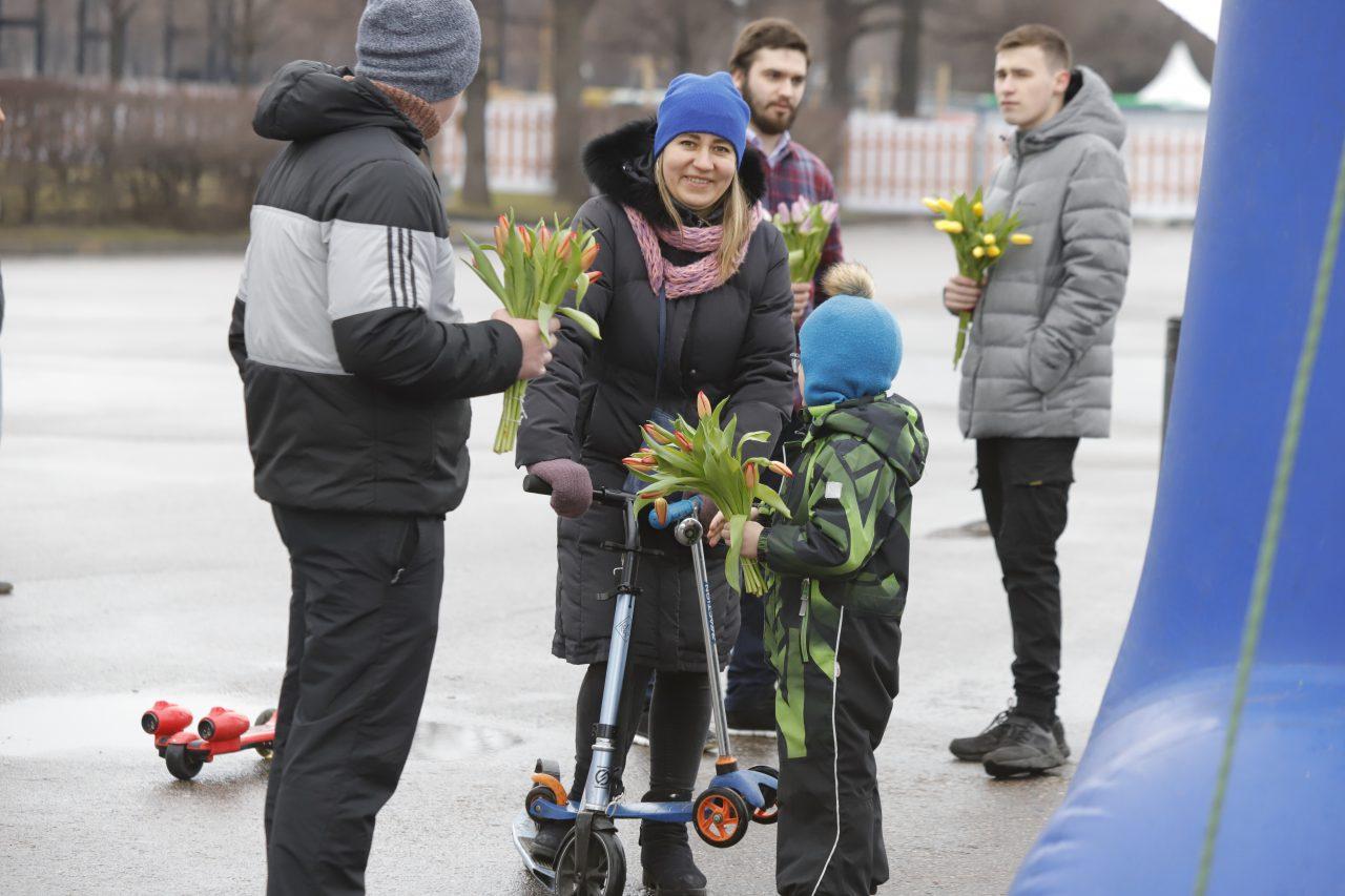 Фестиваль «Вам, любимые» посетили 700 тысяч москвичей и туристов