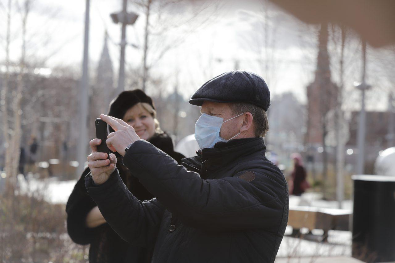 Никто из новых заболевших коронавирусом в Москве не ходил на работу
