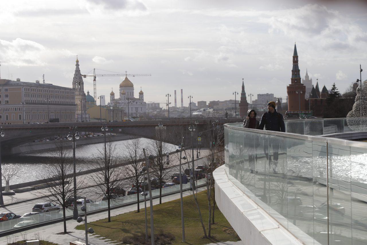 Гидрометцентр прогнозирует в апреле температуры выше нормы в большинстве регионов РФ