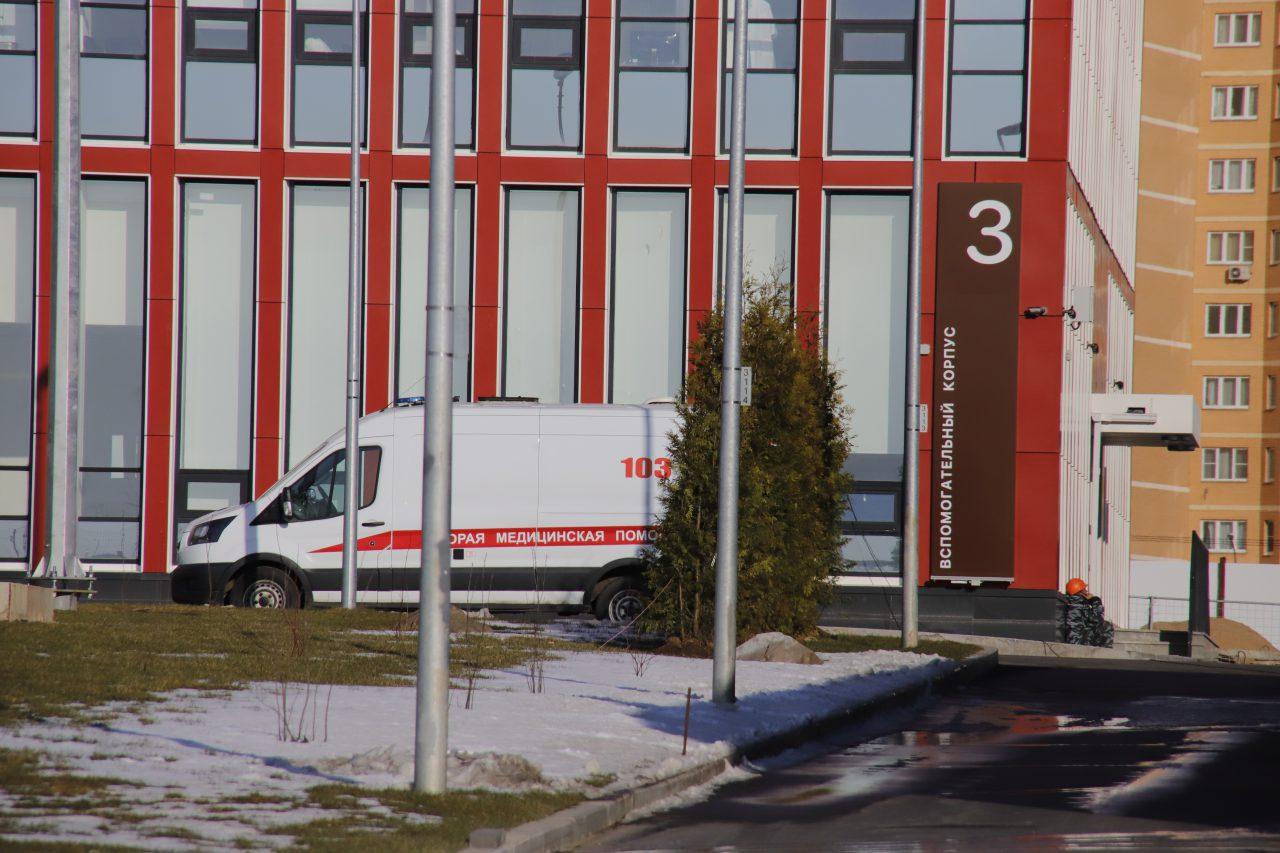 Главврач больницы в Коммунарке Денис Проценко сообщил о том, что заразился коронавирусом