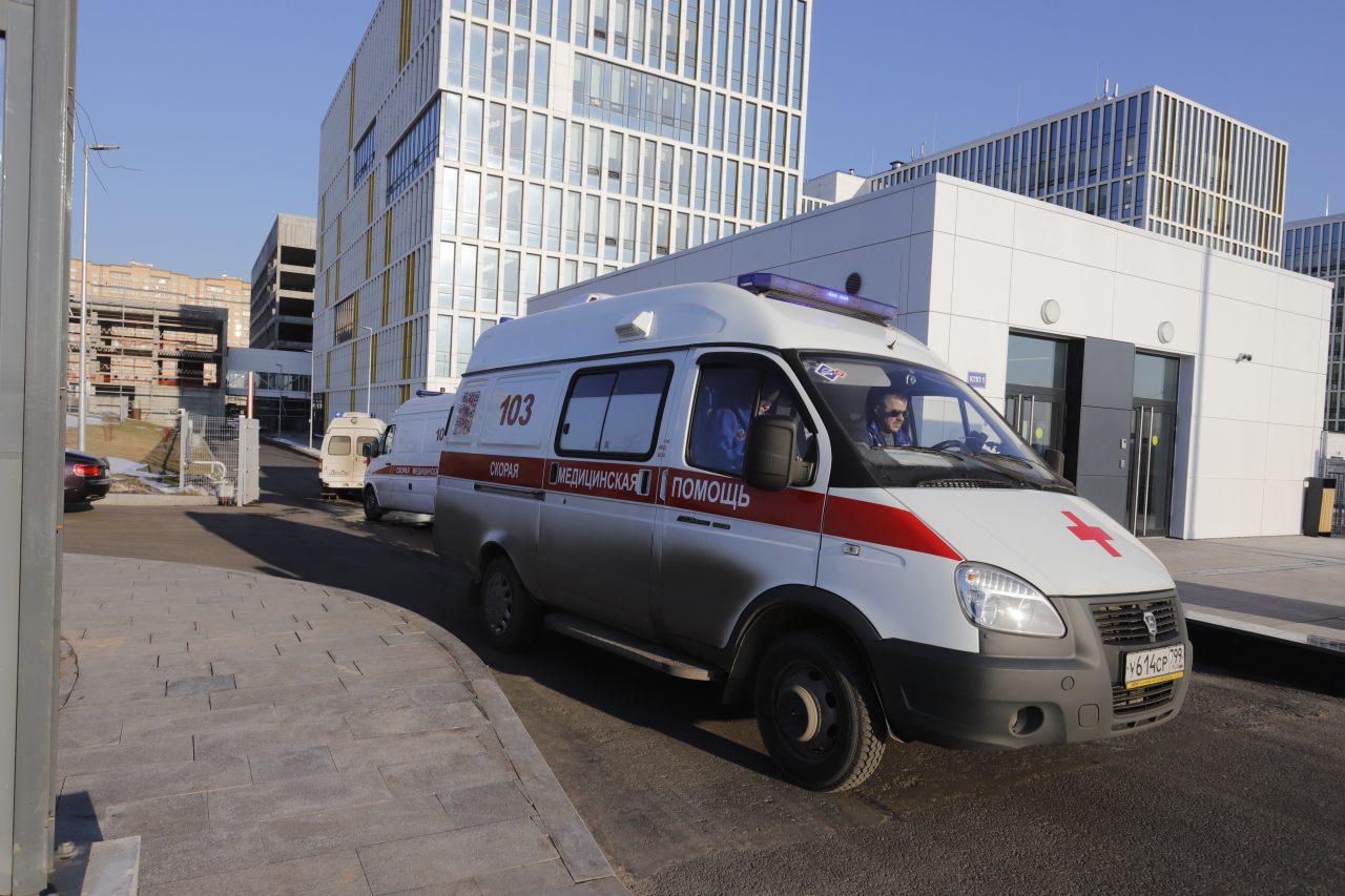 За сутки из медицинского центра в Коммунарке выписали 70 пациентов