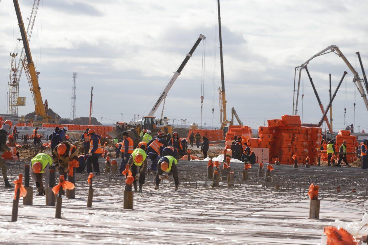 Строительство инфекционной больницы в ТиНАО завершится в ближайшее время
