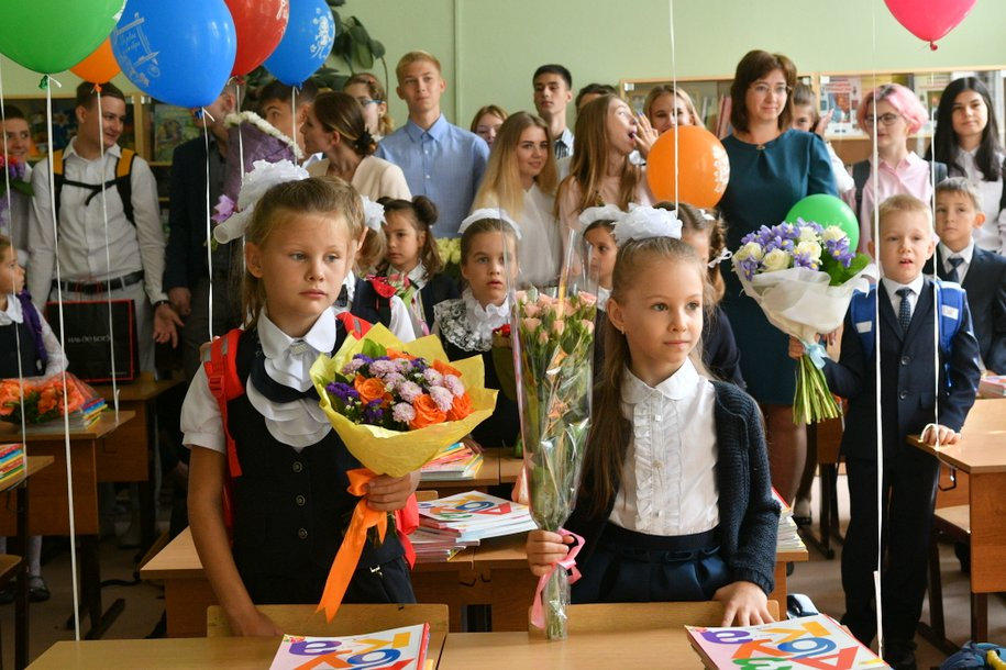 В Новой Москве инвесторы ввели два детских сада и школу с начала года