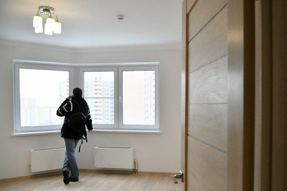 В Южнопортовом районе началось строительство дома по программе реновации
