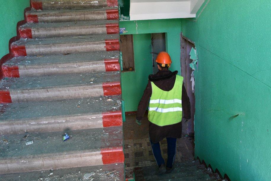Лифтовое оборудование заменят в трех домах в ТиНАО по программе капремонта до конца года