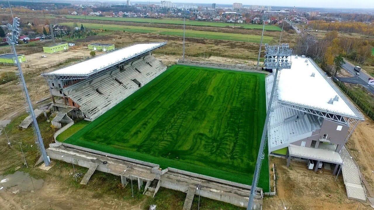 В Подмосковье построят стадион для регби