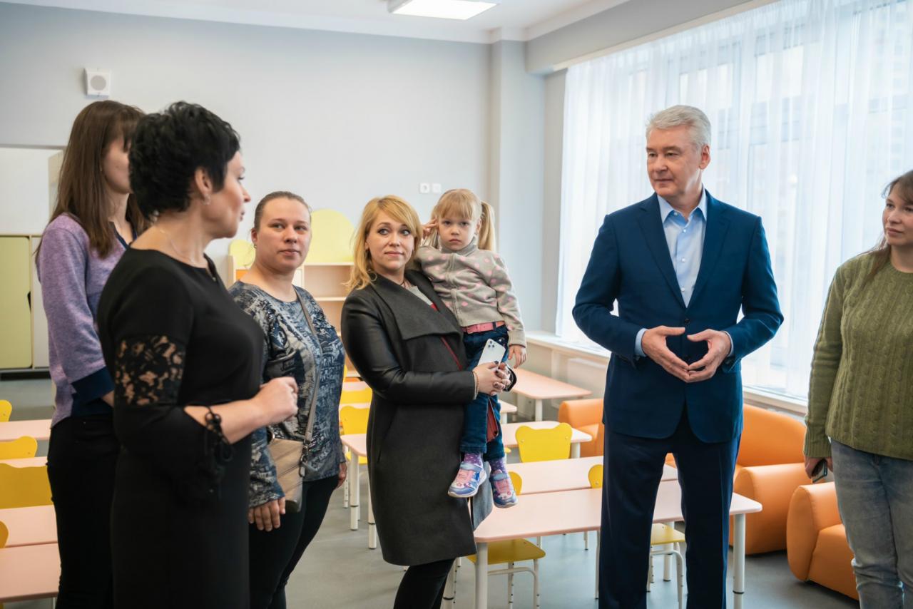 Новый детский сад на 350 мест готовится к вводу в Некрасовке