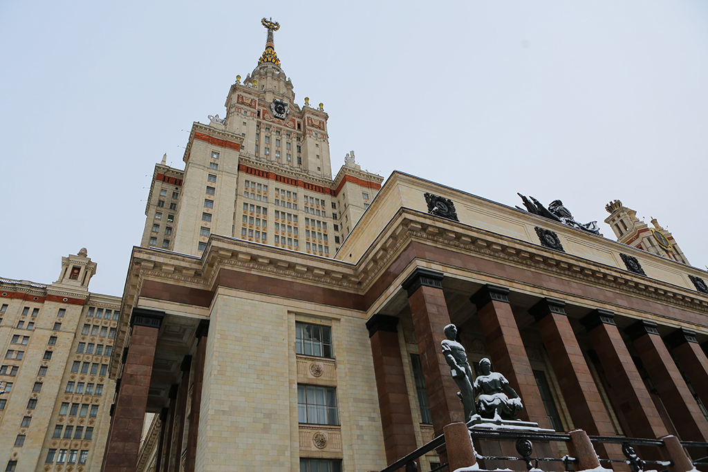 Студенты Москвы переходят на дистанционное обучение