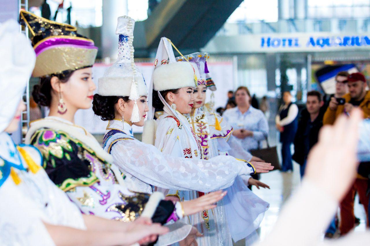 В Москве открылась XV международная туристическая выставка «Интурмаркет»