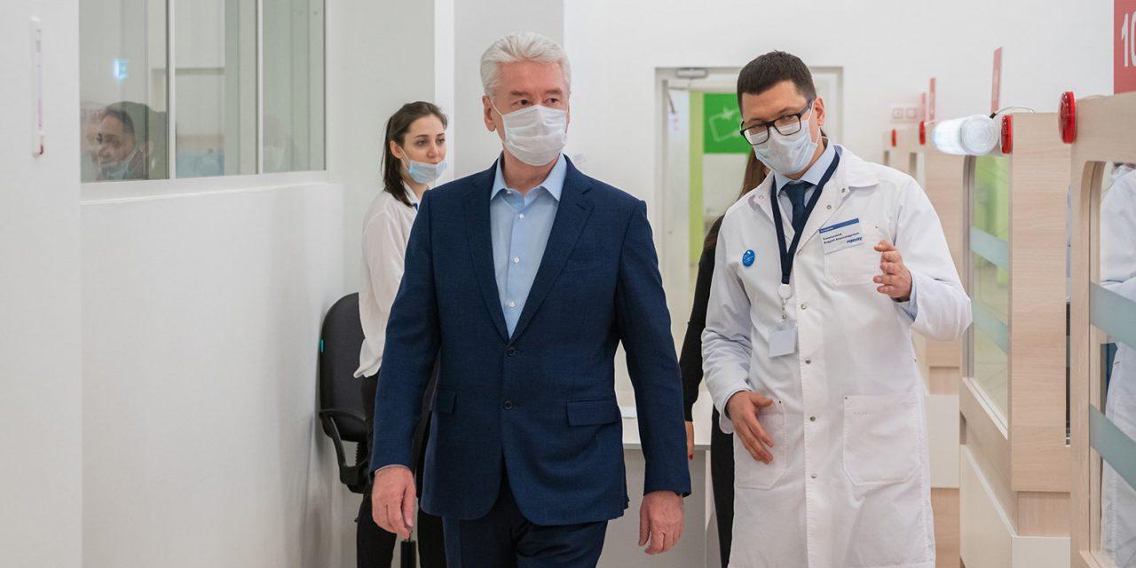 Начала работать служба телемедицинской помощи для пациентов с коронавирусной инфекцией