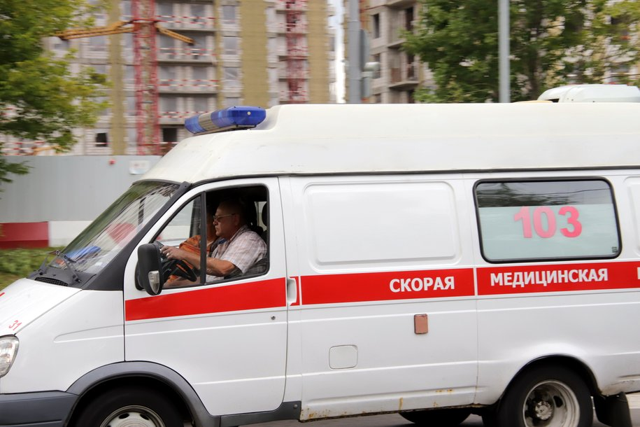 Число госпитализированных с пневмонией в Москве увеличилось за неделю на 70%