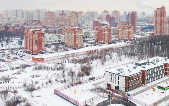 Куркино – город в городе