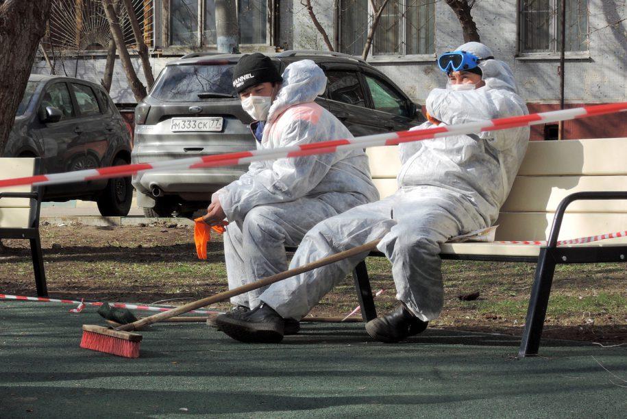 Сергея Собянин объявил о первом этапе снятия ограничений