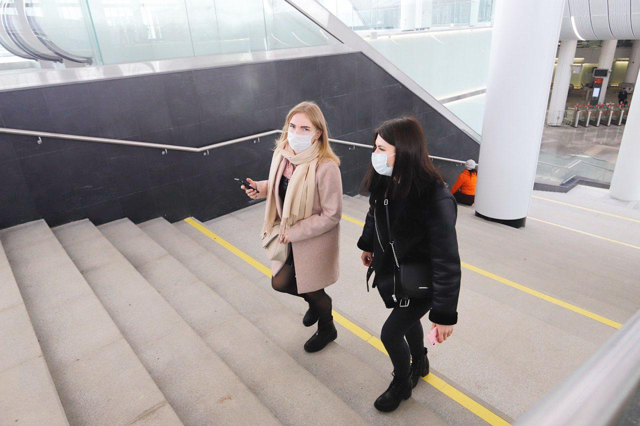 За нарушение режима самоизоляции москвичей будут штрафовать