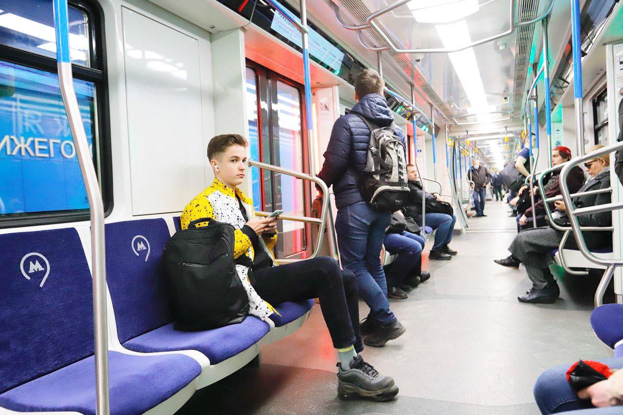 Московский транспорт работает в выходные по графику буднего дня