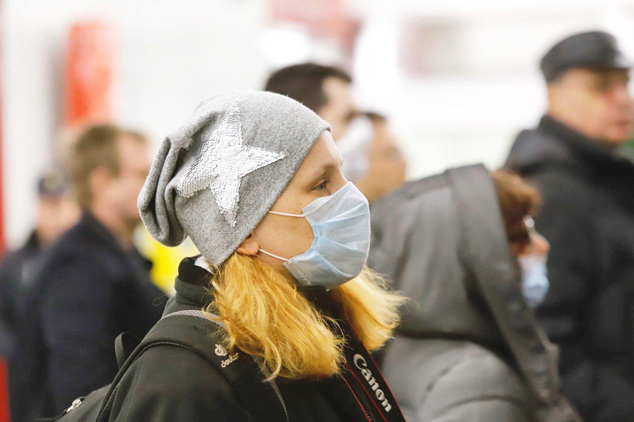 За прошедшие сутки в Москве подтверждён 591 новый случай заражения коронавирусом
