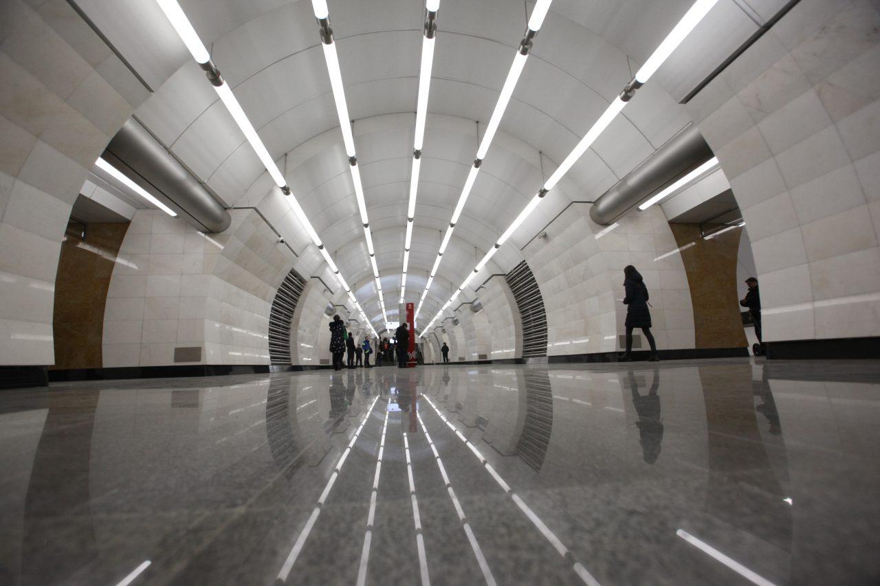 Северный вестибюль станции метро «Окружная» планируется достроить в 2021 году