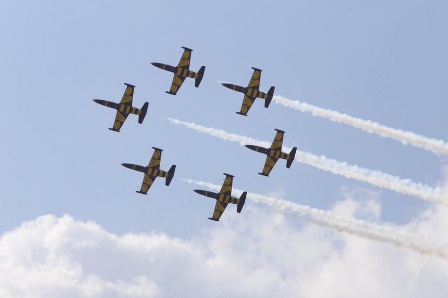 В День Победы состоится авиационный парад — Путин