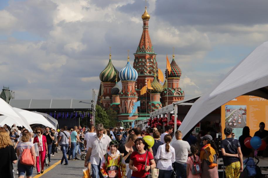 Книжный фестиваль «Красная площадь» могут провести онлайн