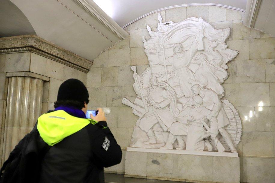 Онлайн-проект «Из метро» теперь доступен на английском языке