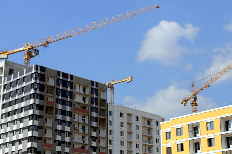 Дом по программе реновации строят в районе Косино-Ухтомский