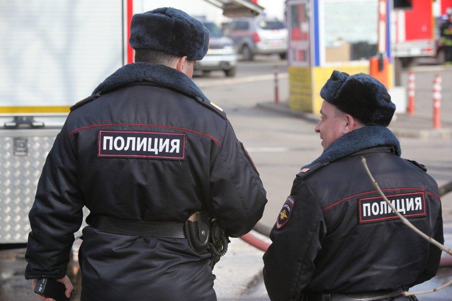 Около 13 тыс. полицейских патрулируют улицы Москвы во время самоизоляции
