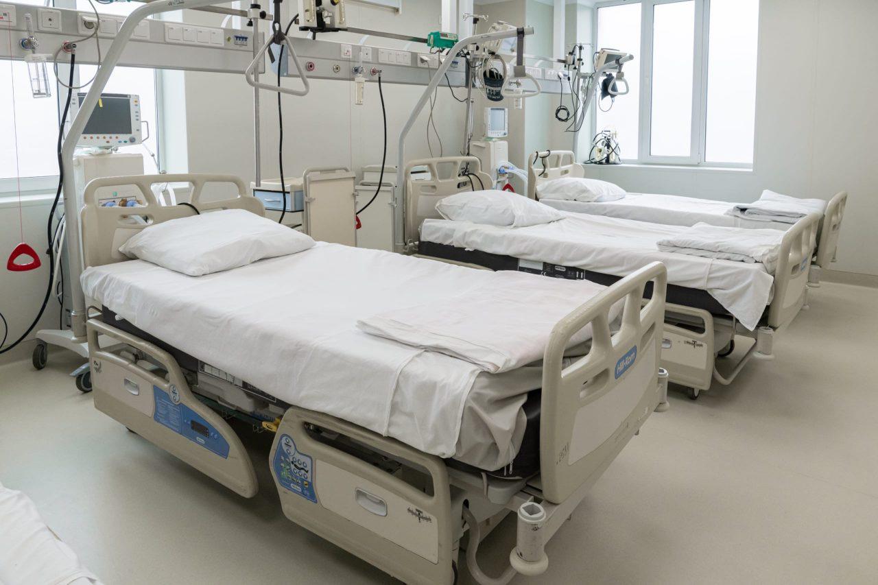 На базе клиники МГУ открылся коронавирусный стационар