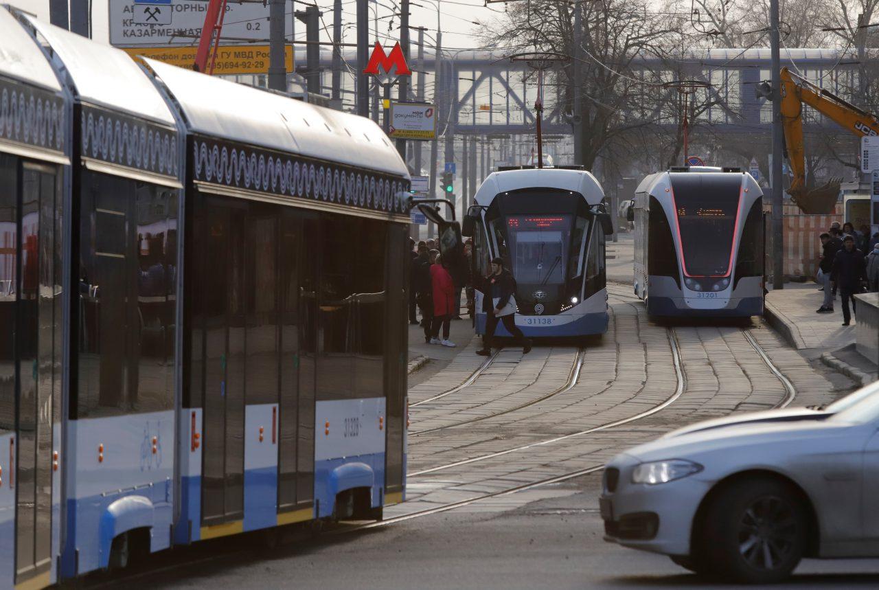 Масштабную дезинфекцию общественных пространств проведут в воскресенье в Москве