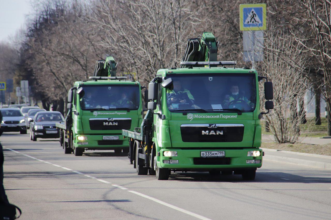Масштабную дезинфекцию проведут в Москве 12 апреля