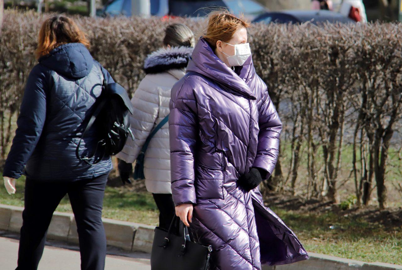 Прохладная погода с небольшими осадками ожидается в Москве в пасхальные выходные