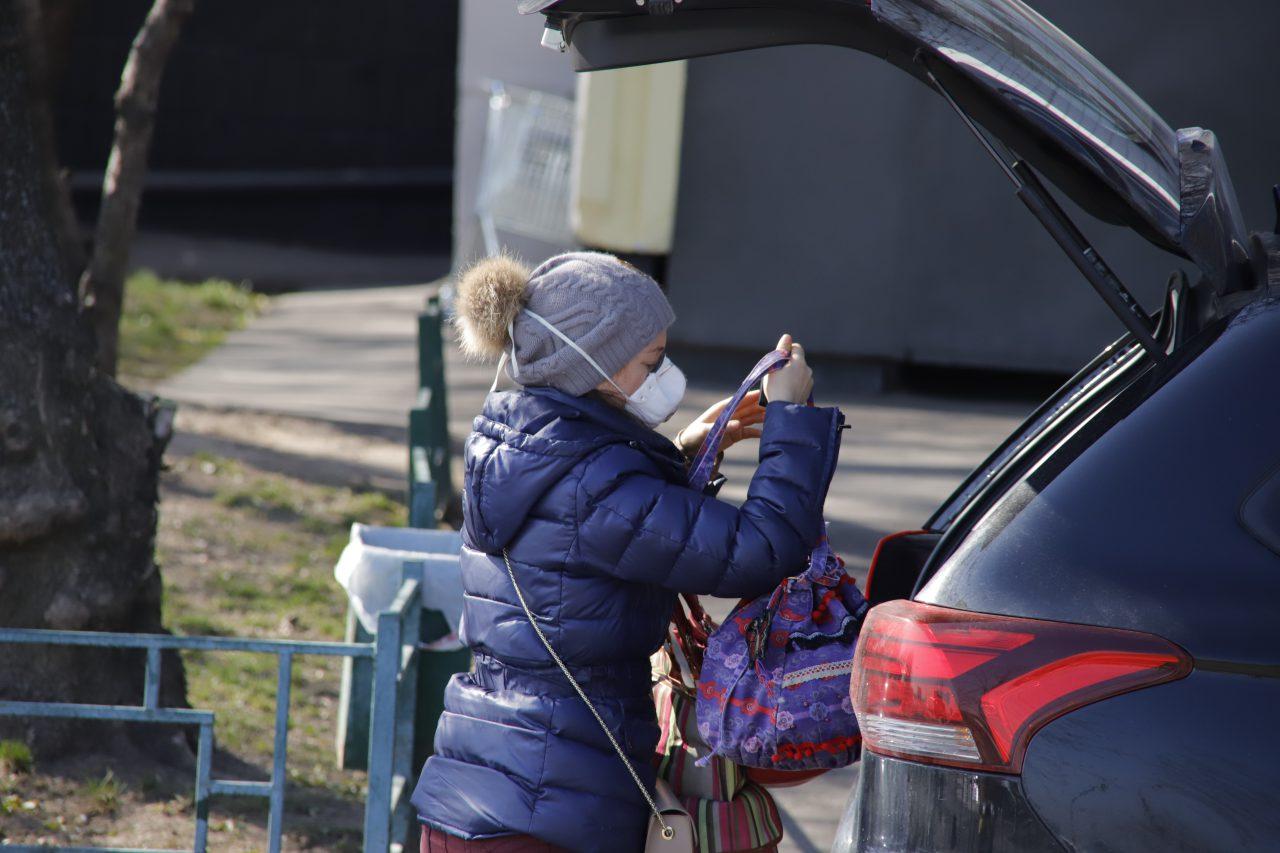 Около 3,5 млн москвичей покидали квартиры на продолжительное время 10 апреля