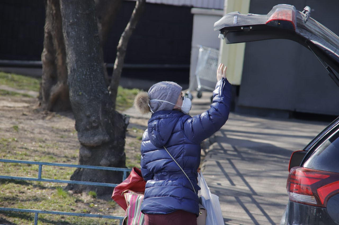 Около 12 тыс. протоколов составили в Москве за нарушение режима самоизоляции с 11 апреля