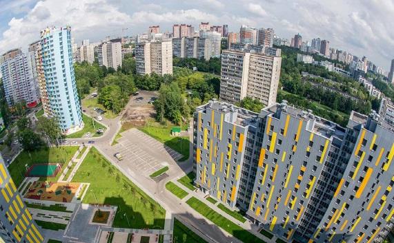 План по вводу жилья выполнен в Москве наполовину