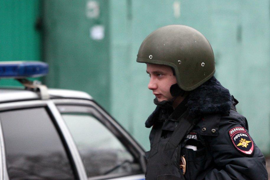 Полицейские задержали захватчика отделения «Альфа-Банка»