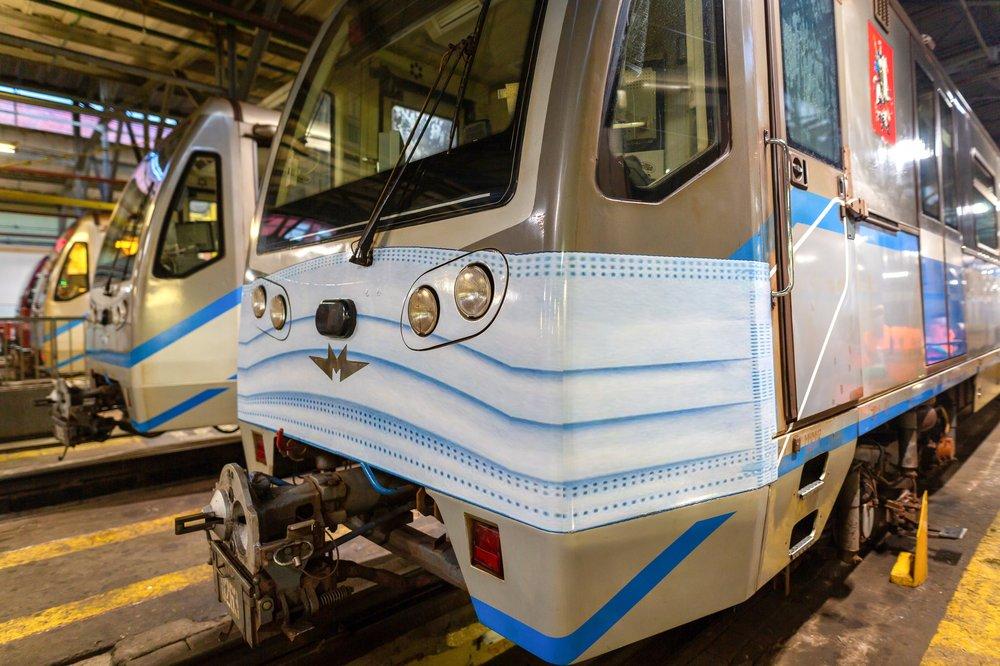 Почти 200 поездов «Москва» запустили в столичном метрополитене за три года