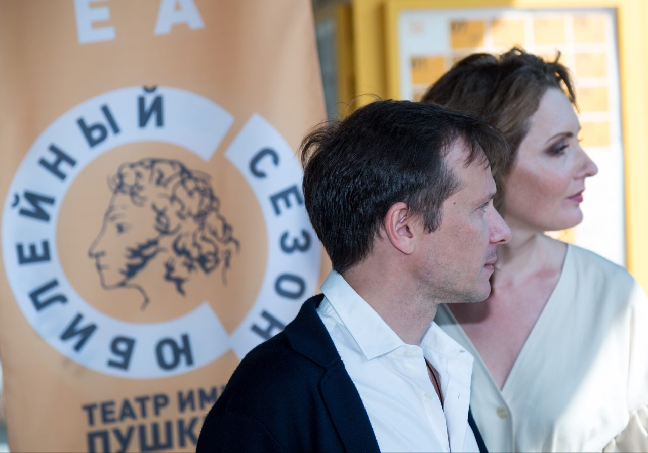 Театр имени Пушкина завершит юбилейный сезон трансляцией архивных спектаклей