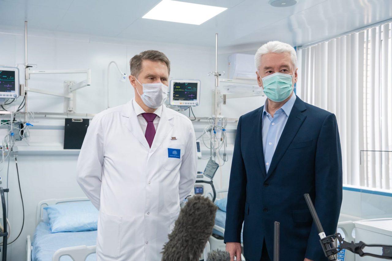 В течение трех недель любой москвич сможет сдать тест на антитела к коронавирусу