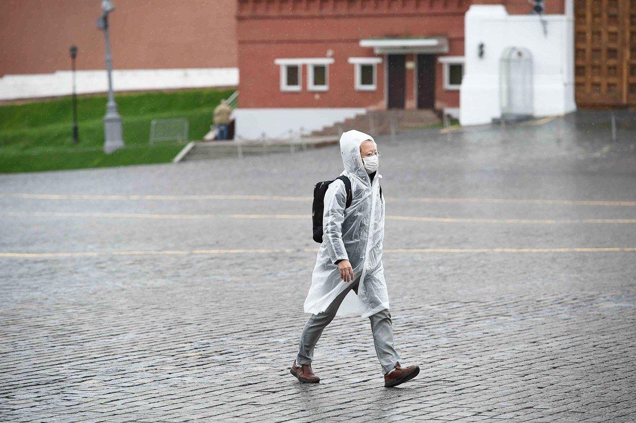 Москвичей ожидает серьёзное похолодание