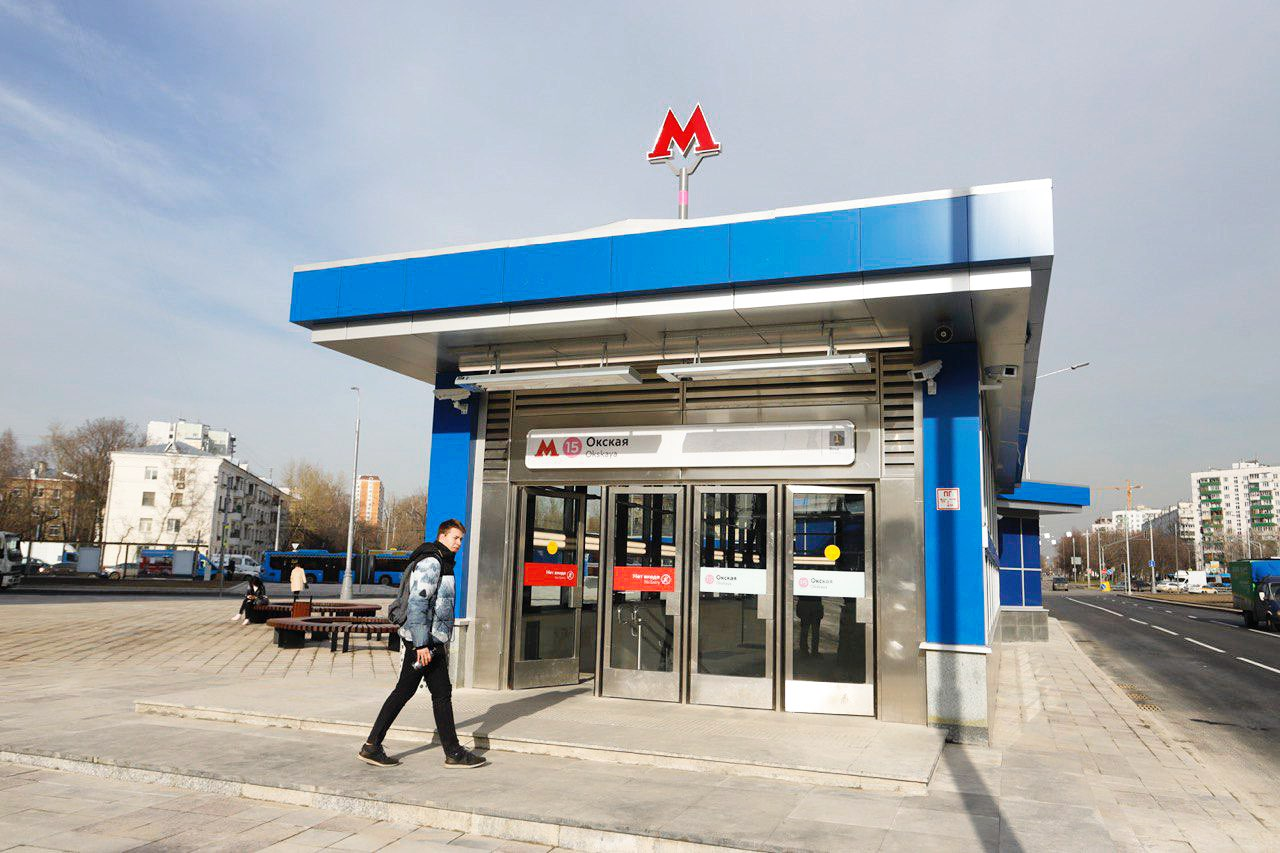 C 12 мая мосметро откроет более половины закрытых ранее вестибюлей
