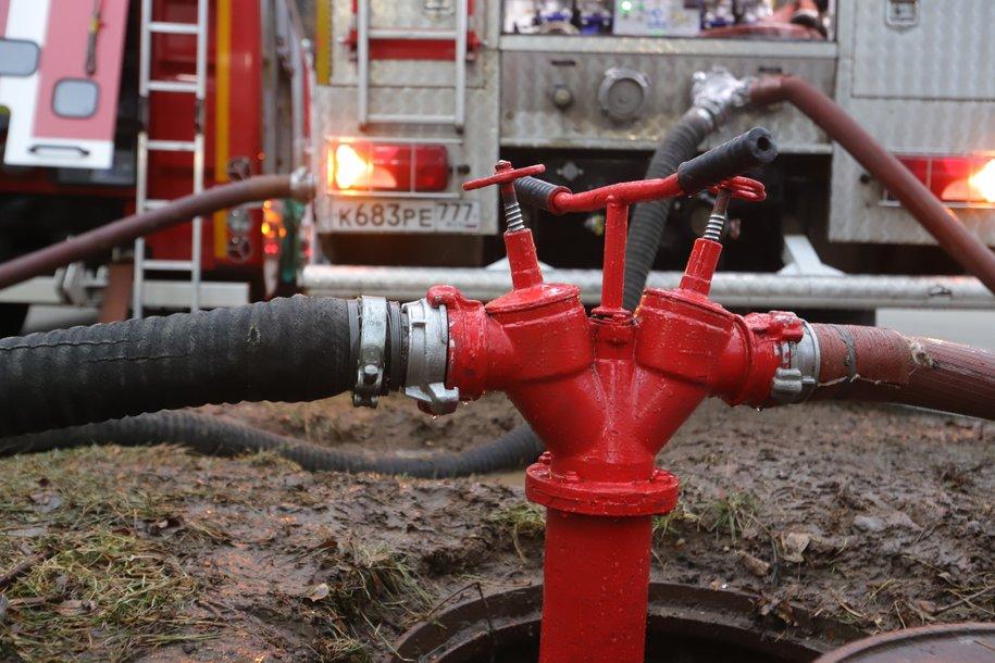 В столичных больницах не будут отключать горячую воду