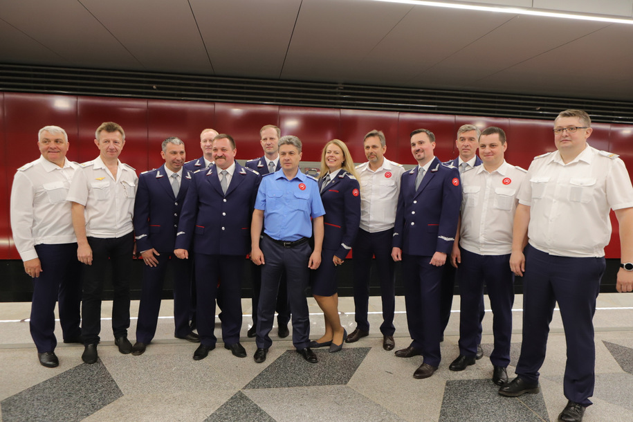 Владимир Путин поздравил коллектив мосметро с 85-летием