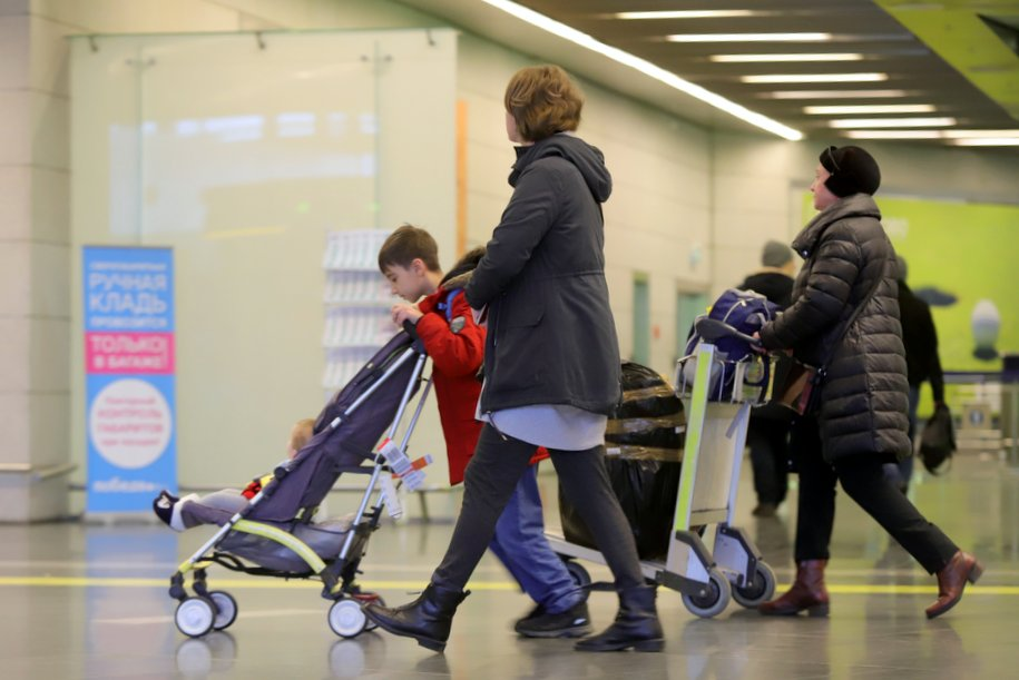 Пассажиропоток Шереметьево, Домодедово и Внуково в апреле снизился более чем на 90%