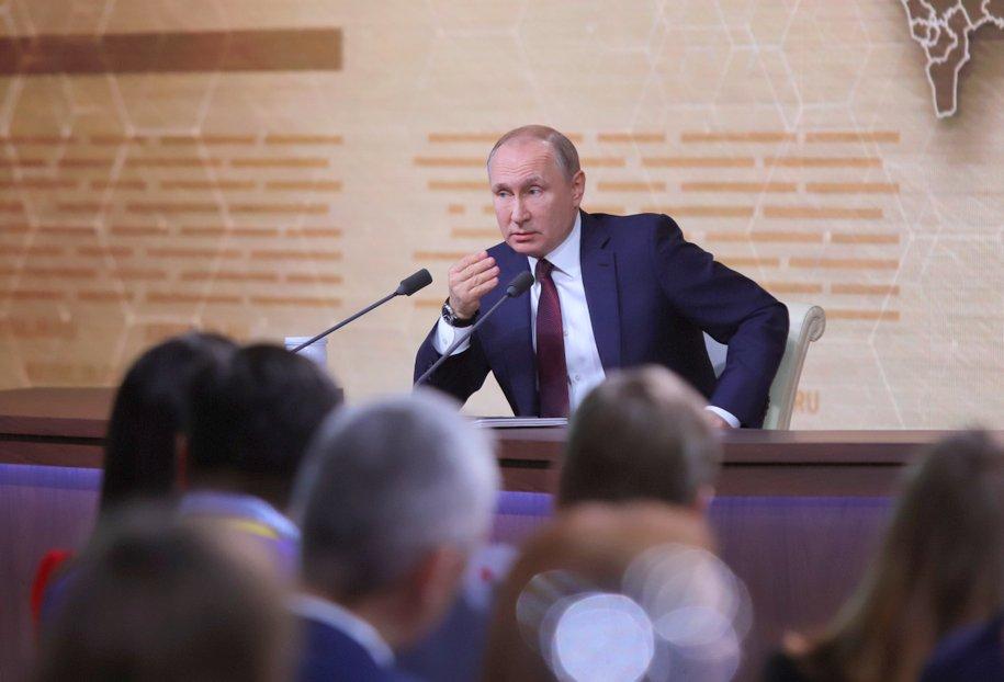 Владимир Путин поручил главам регионов проработать план снятия ограничений
