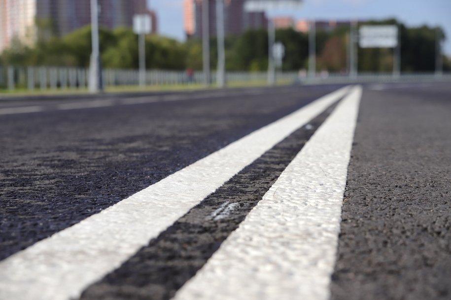 Почти 50 км дорог планируется построить в ТиНАО в 2021 году