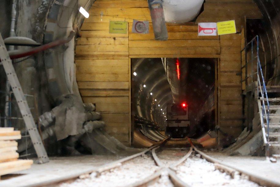 Завершена проходка второго участка левого тоннеля между станциями «Нижегородская» и «Текстильщики» БКЛ