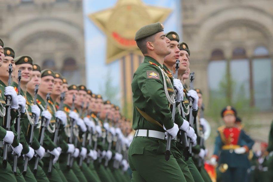 Парад Победы пройдет 24 июня — Путин
