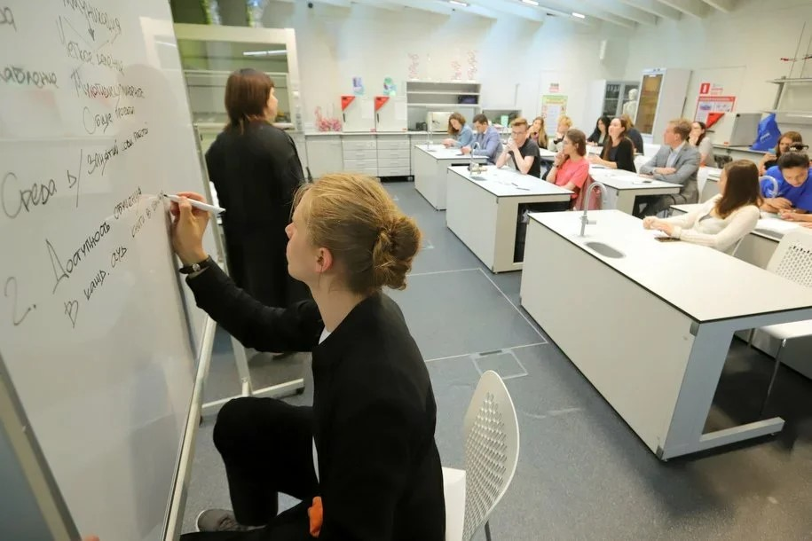 Школу на 2,1 тысяч мест в Троицке планируют построить за два года